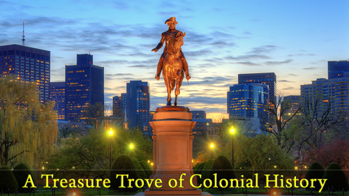 A Treasure Trove of Colonial History