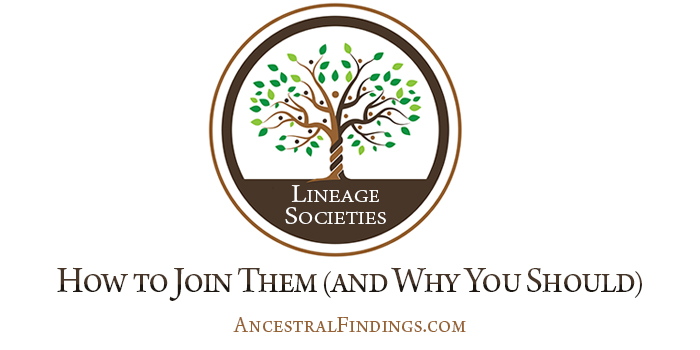 Lineage Societies: How to Join Them (and Why You Should)