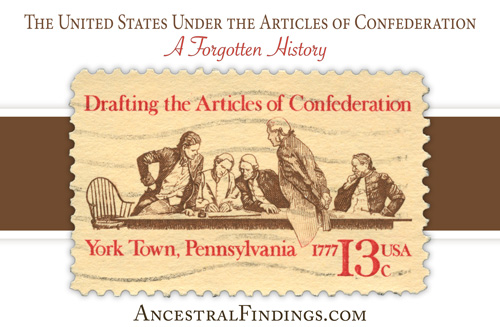 articles of confederation vs the united