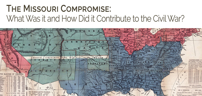 thesis on missouri compromise Unit working thesis: the solution was the missouri compromise, which maintained the balance of power by admitting maine as a free state and also established a framework for deciding the issue of slavery in new territories analysis.