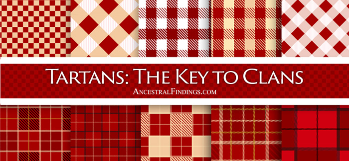 Tartans-The-Key-to-Clans-AncestralFindings