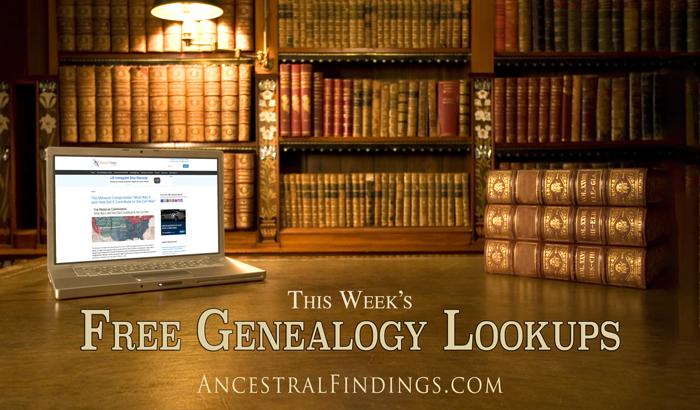 This-Weeks-Free-Genealogy-Lookups-2015-06-28